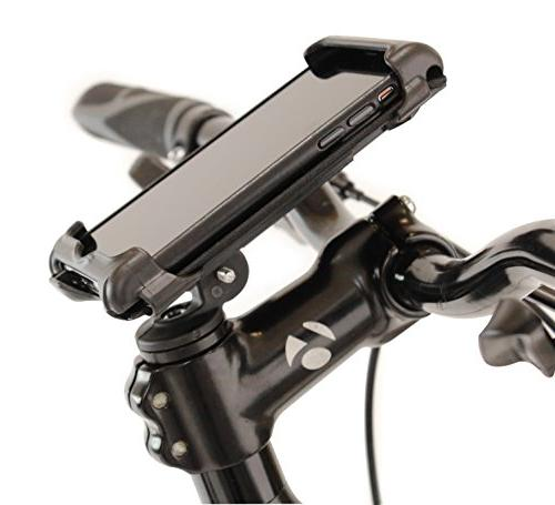Delta Cell Phone Bike Motorcycle Holder Caddy Mount Case IPhone Android Samsung Waterproof