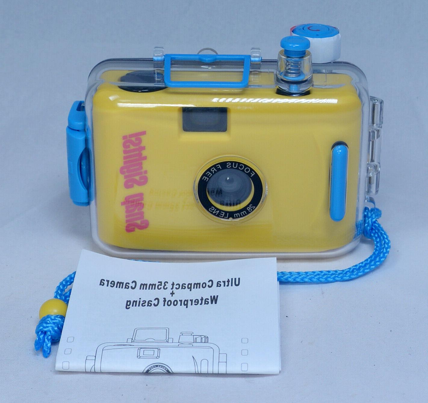 SNAP SIGHTS 35mm Film Casing Focus Free