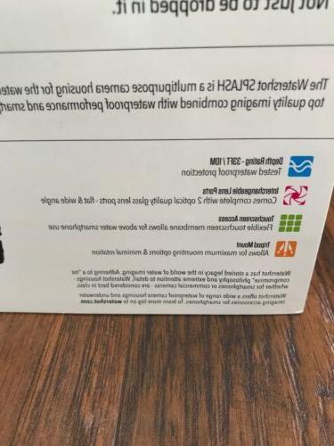 Watershot for Iphone Brand new Waterproof