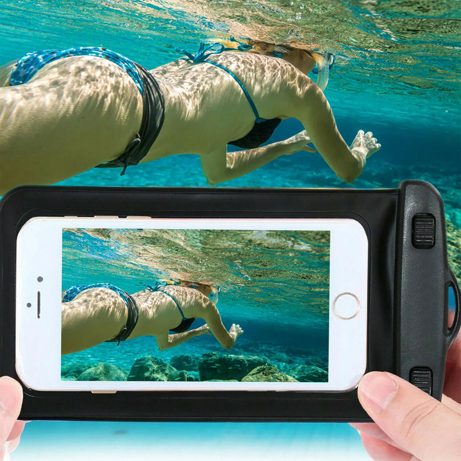 Waterproof Swimming Dry Bag Case Pouch For Samsung Galaxy S8