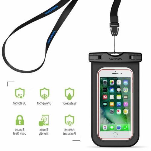 2 pack Pouch iPhone