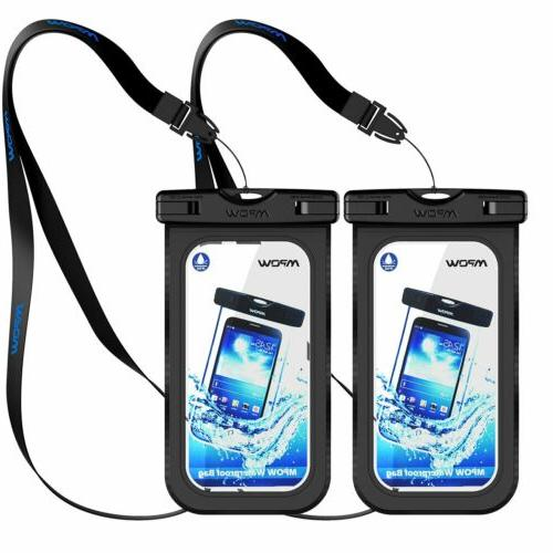 Mpow Waterproof Pouch Pack Case for
