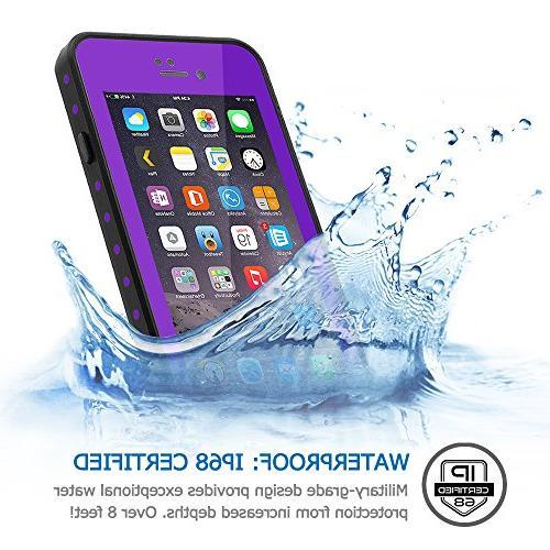 HESGI Case iPhone 7 Purple