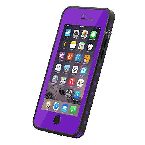 HESGI Thin Case 7 - Purple