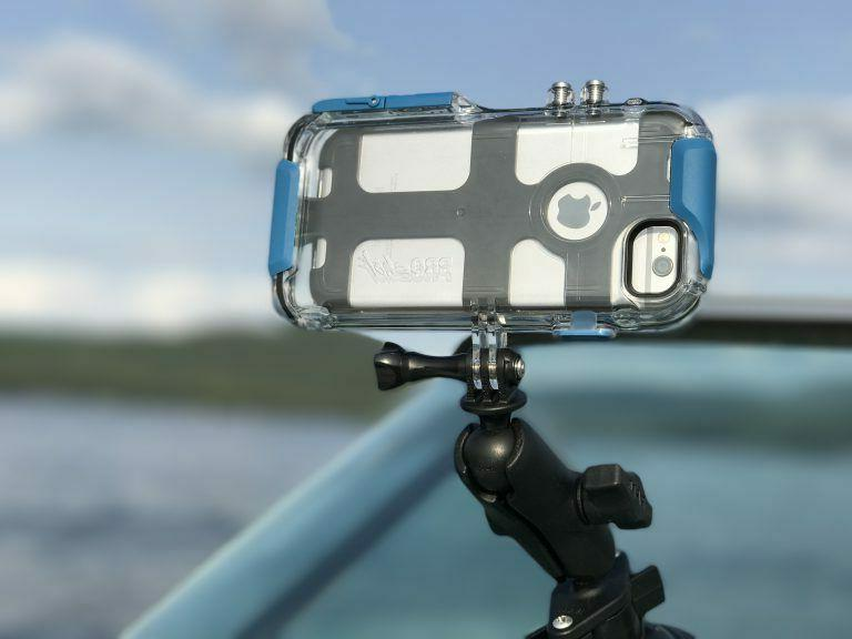 ProShot Touch-Waterproof Case Compatible with XR iPhone 11