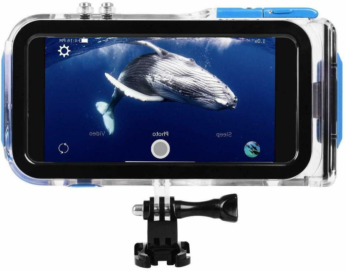 ProShot Touch-Waterproof with iPhone