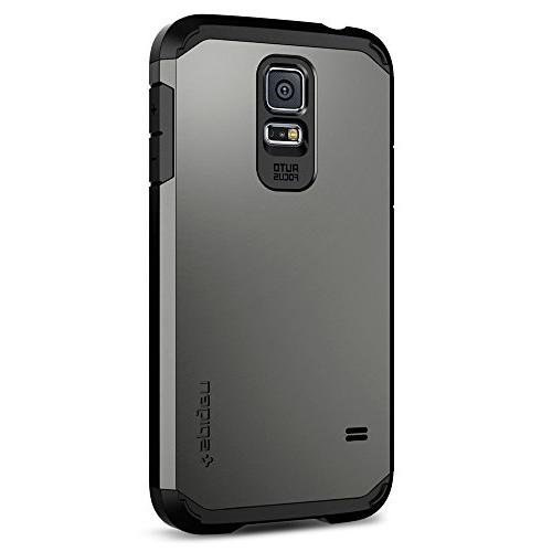 best authentic cc0b6 9965b Spigen Tough Armor Galaxy S5 Case with Extreme