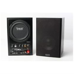 Vanatoo Transparent One Powered Speakers Black Set of 2