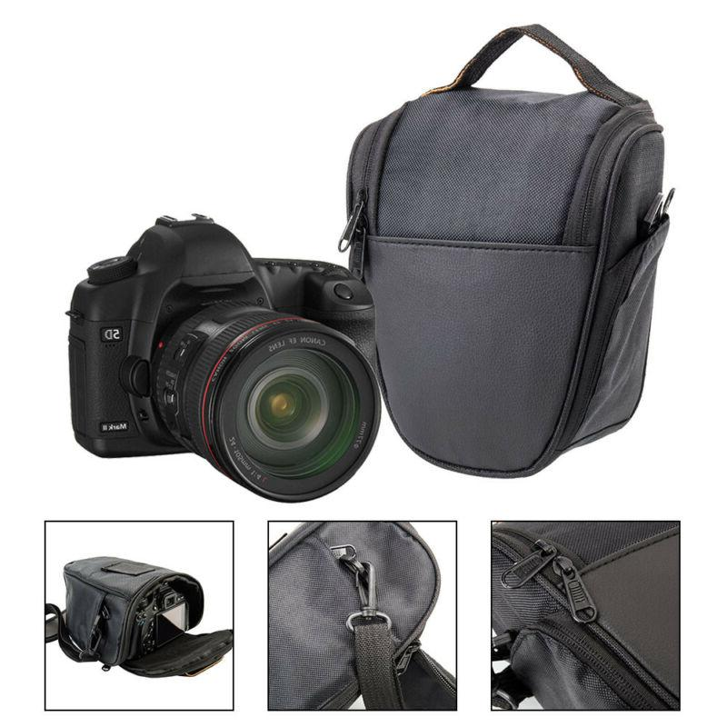 triangle camera bag case backpack waterproof