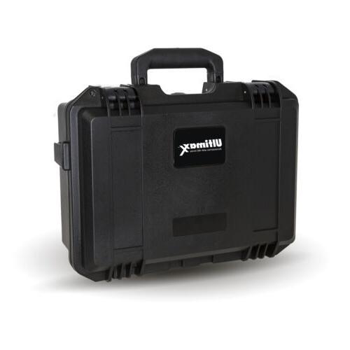 ULTIMAXX Compact Waterproof Storage Hard Case DJI Air NEW