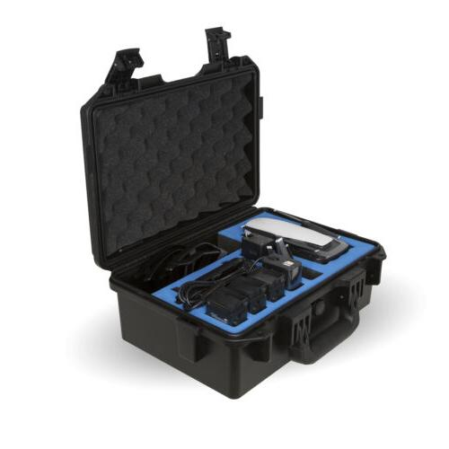 ultimaxx compact waterproof travel storage hard case