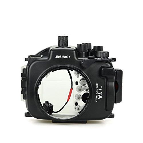 Sea camera diving case Sony A7R II II