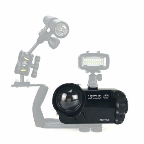 Underwater Diving Lens for iPhone