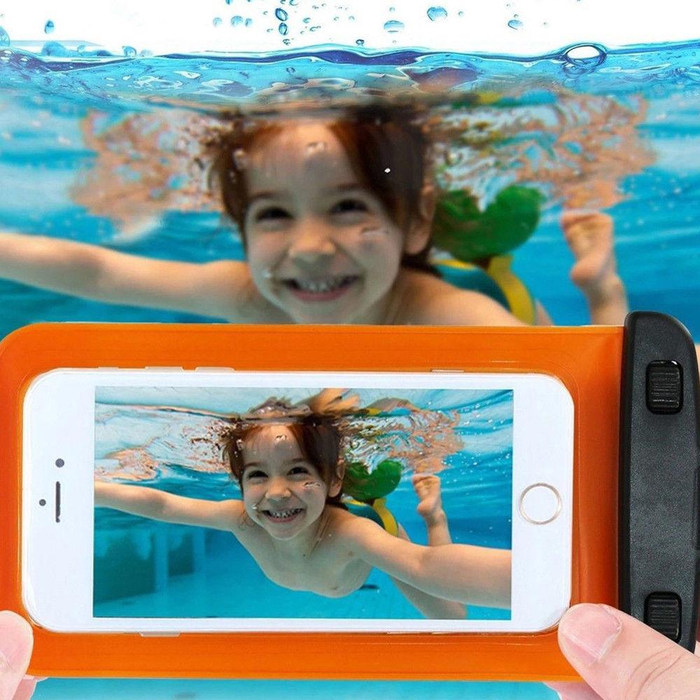 Underwater Pouch Bag Case Waterproof Samsung