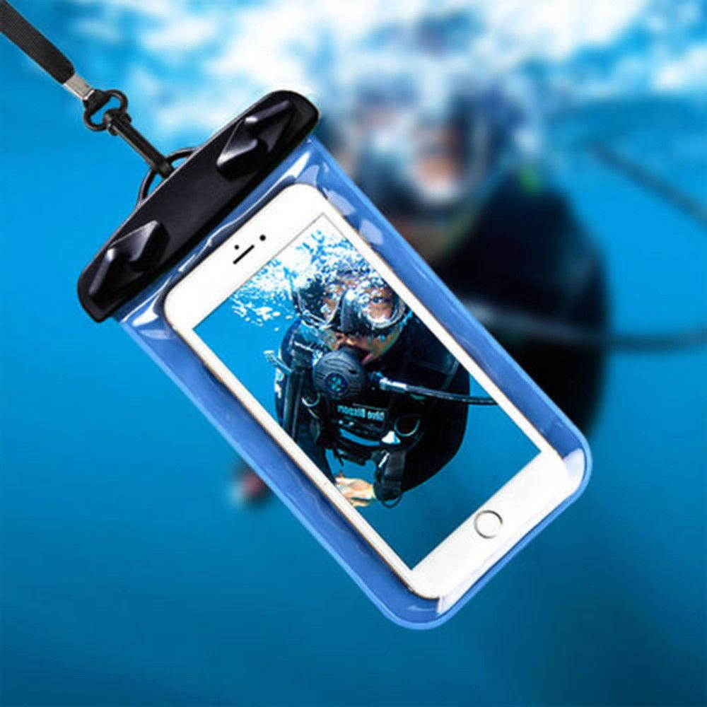 underwater pouch dry bag case waterproof fit