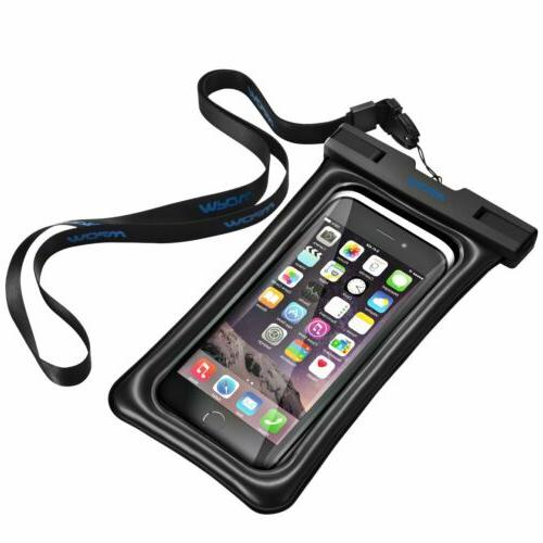 Mpow Water Case Dry Pouch for Phone Apple Xs