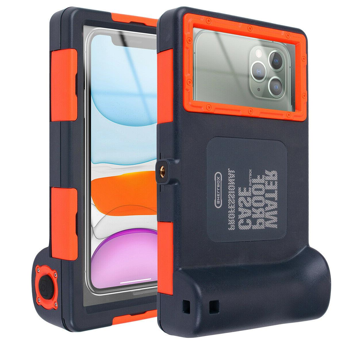 Universal Waterproof Case Underwater Camera iPhone 11