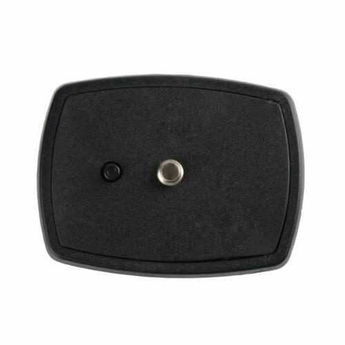 universal quick release plate for camera monopod