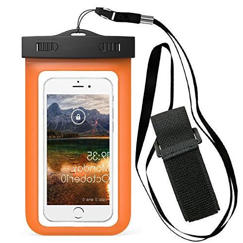 universal waterproof armband snowproof case