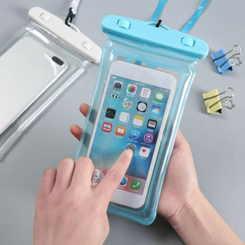 Universal Mobile Bag Swimming Cases