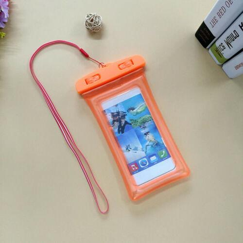 Universal Mobile Phone Swimming Cases Airbag