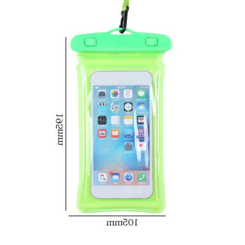 Universal Waterproof Bag Mobile Cases