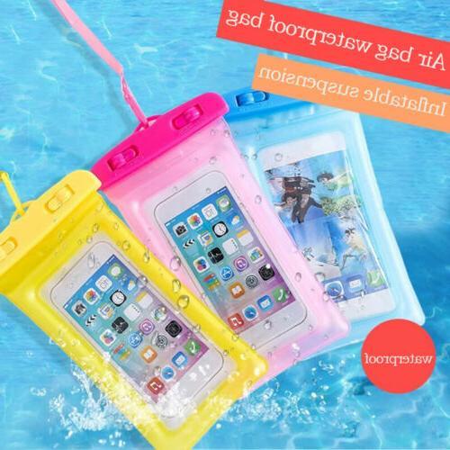universal waterproof bag case mobile phone bag
