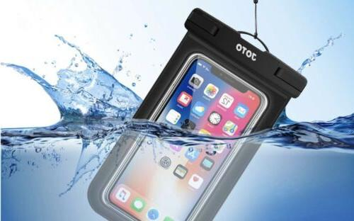 Universal Waterproof Case JOTO Cell Phone Dry Bag Pouch Beac