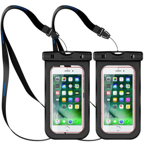 Mpow Universal Waterproof Case Phone Pouch Dry for iPhone