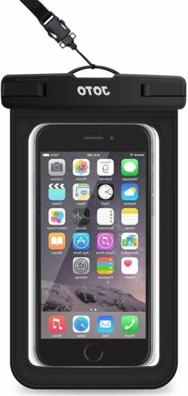 Joto Universal Waterproof Pouch Phone Dry Bag Underwater Cas