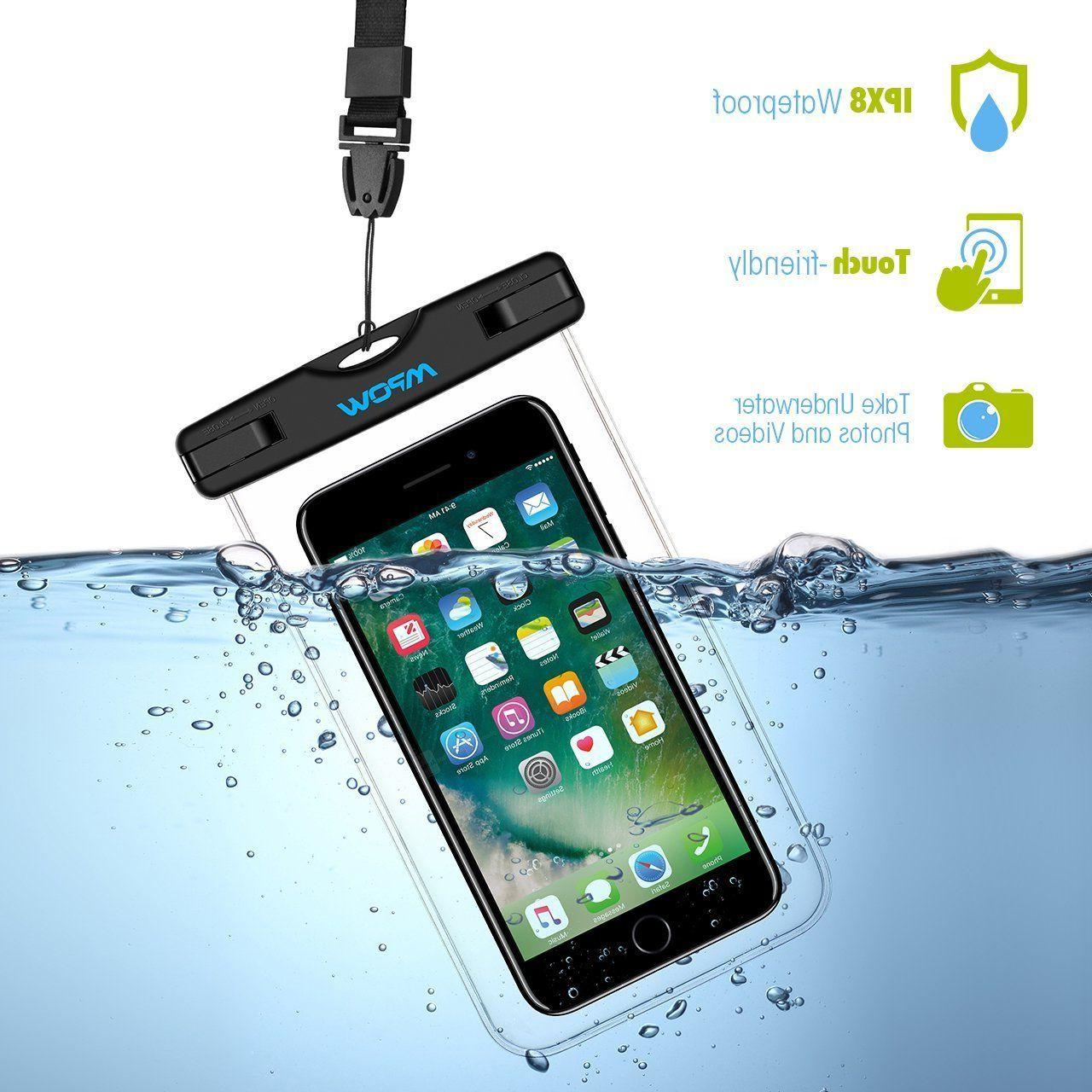 Mpow Waterproof Dry Cover iPhone