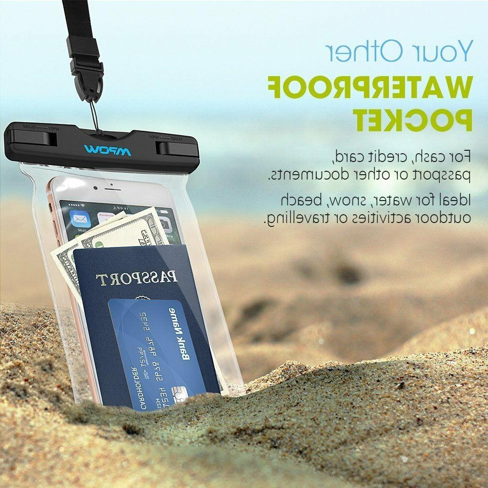 Mpow Universal Waterproof Dry Bag Case Cover For
