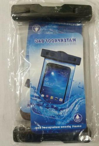 universal waterproof underwater dry pouch bag case