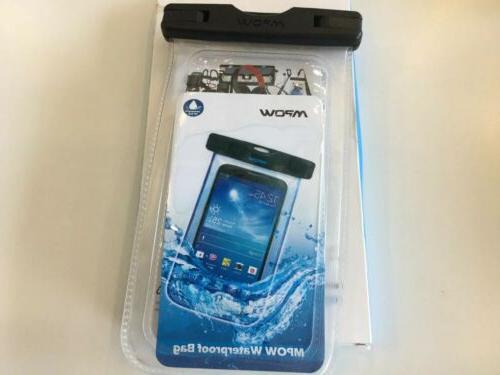 universal waterproof underwater phone dry case bag