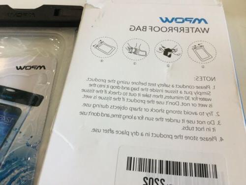 Universal Mpow Waterproof Underwater Phone Case Touch Screen