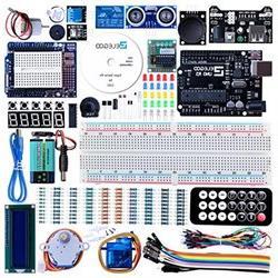 Elegoo UNO Project Super Starter Kit with Tutorial, 5V Relay