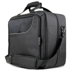USA GEAR Portable Electronics Bag w/ Custom Storage Compartm