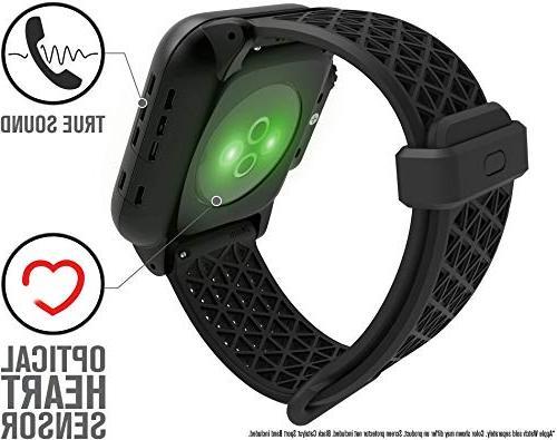 official photos f7c86 3abb9 Catalyst Waterproof Apple Watch Case 42mm Series 2