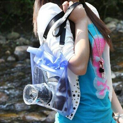 Waterproof Camera Cover Transparent With