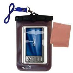Waterproof Case for Cowon iAudio A2 Portable Media Player