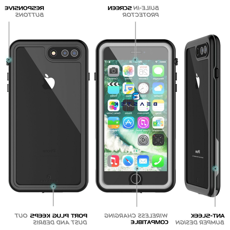 Waterproof for iPhone Plus Shockproof Dirtproof Cover