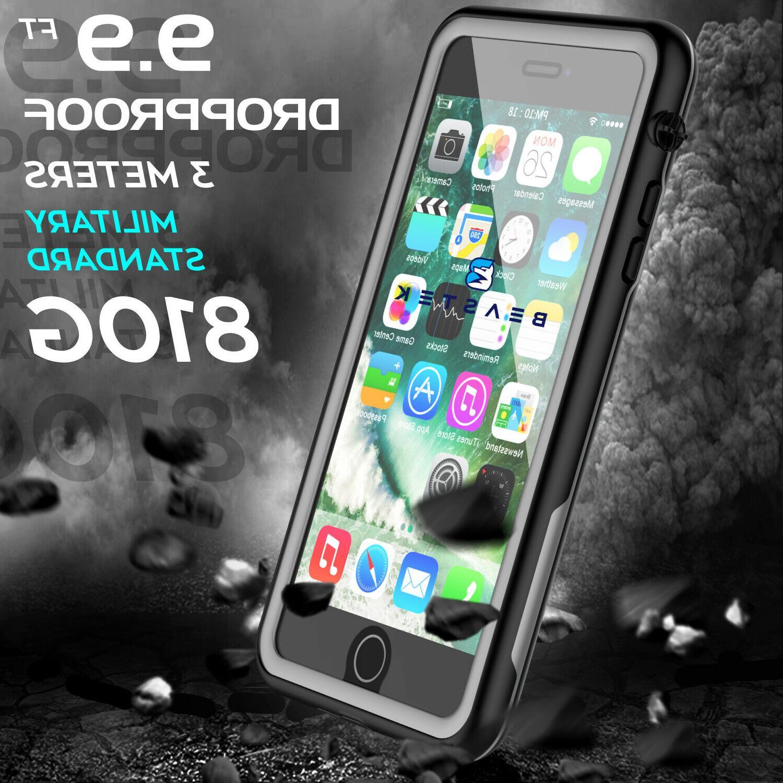 Waterproof iPhone Plus Shockproof Cover