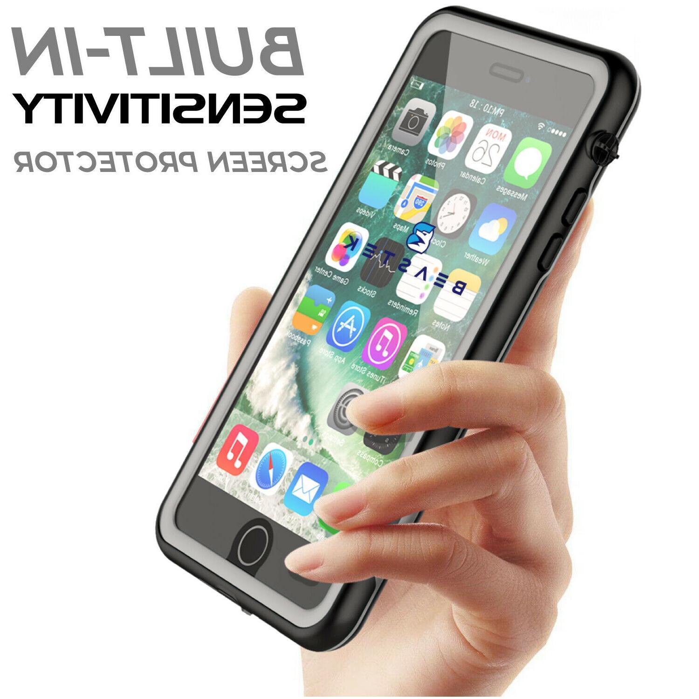 Waterproof Case iPhone 7 & Plus Series Cover