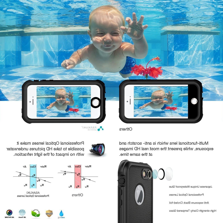 Waterproof For SE 5 Plus Dust-Proof