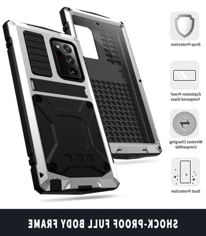hybrid For Samsung Galaxy 20 Ultra 5G + With Glass