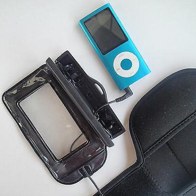 uk availability 30080 e2b41 Waterproof CASE +Headphones iPod Nano swimming Mp3 7