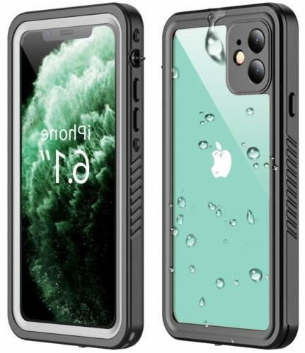 waterproof case iphone 11 pro max military