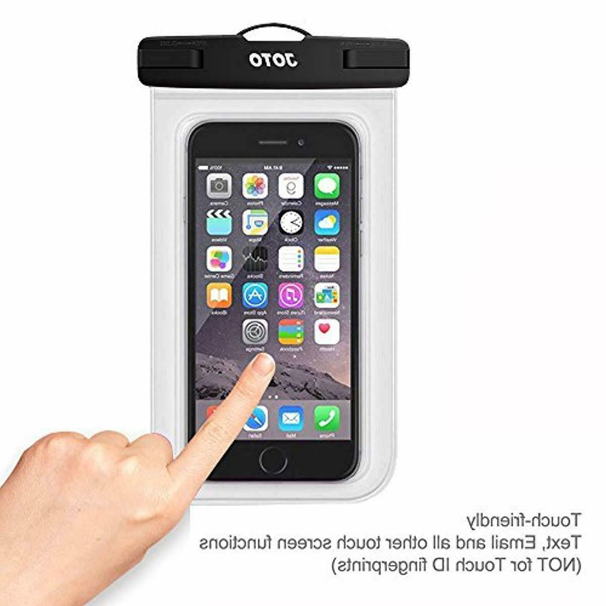 JOTO Waterproof Bag iPhone Max X 8 7 6S