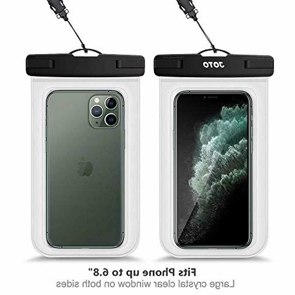 JOTO Waterproof Bag Case iPhone X 7