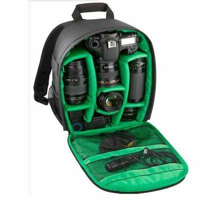 For Canon EOS-Nikon Sony SLR DSLR Camera Bags Waterproof Sho